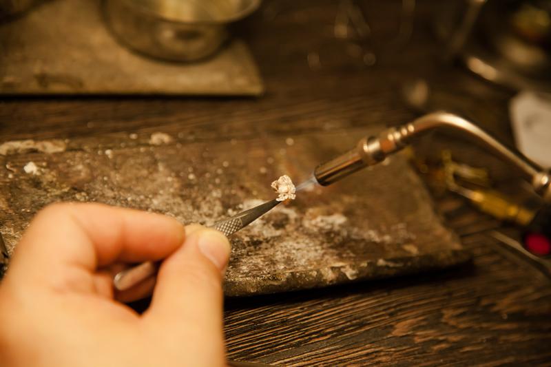 Ремонт золота в Киеве от Морган Лаб - Morgan Jewellery Lab 927c4a825dc