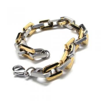 Золотые мужские и женские браслеты на заказ в Киеве