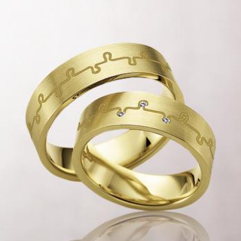 Обручальные кольца на заказ в Киеве от Морган Лаб