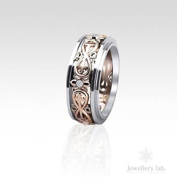 Обручальные кольца от ювелирной мастерской Морган Лаб